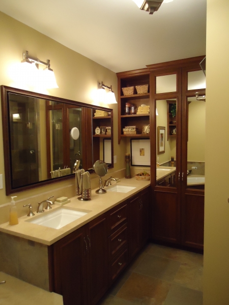 Bathroom gallery hoeft construction inc for Bathroom remodel 33411