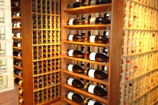 Custom Wine Cellar